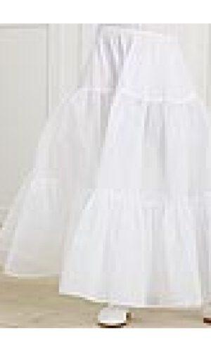 Bruidsmeisjes petticoat