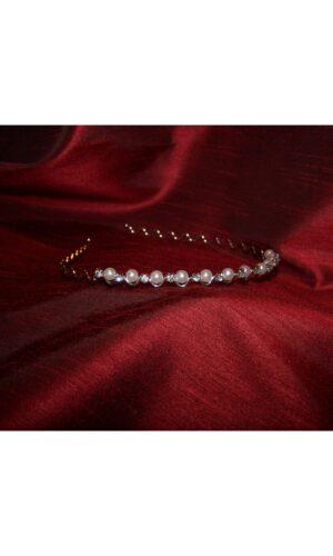 haarband met pareltjes1