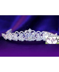 luxe tiara met strass